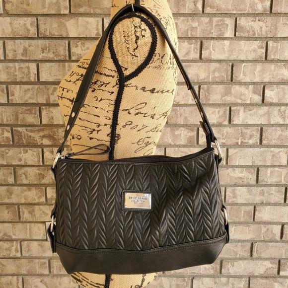 Relic Handbags - Relic handbag purse black